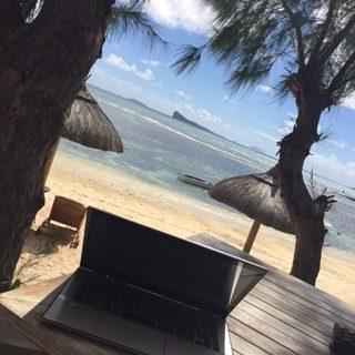 [ENTREPRENDRE] une semaine en mode nomad-entrepreneurà l'Ile Mauricenos 5 tips et 7 coups de cœur: suivez le guide!